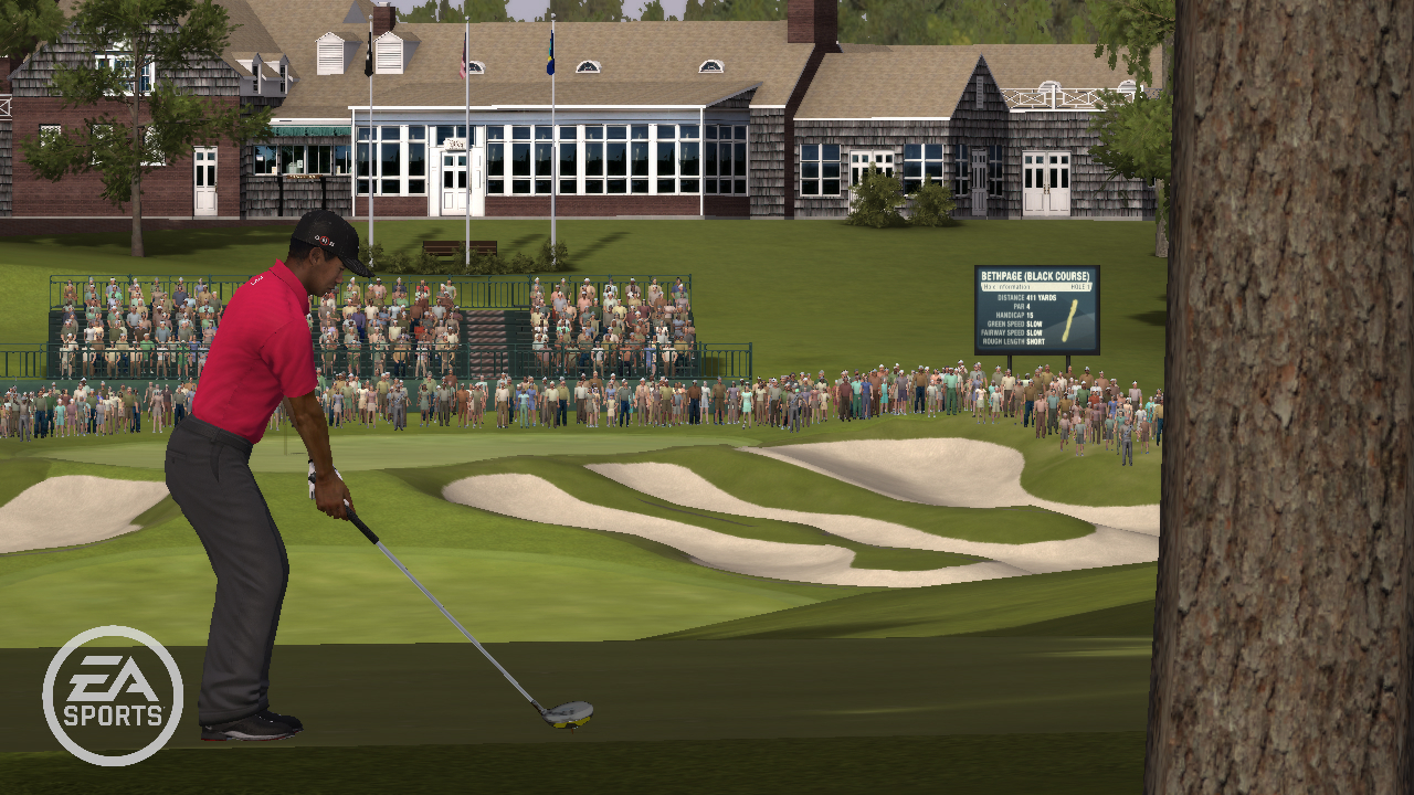 Pantallazo de Tiger Woods PGA Tour 10 para PlayStation 3