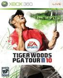 Carátula de Tiger Woods PGA Tour 10