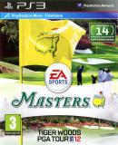 Carátula de Tiger Woods PGA Tour 12: The Masters