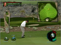 Pantallazo de Tiger Woods PGA Tour 2000 para PC