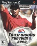 Carátula de Tiger Woods PGA Tour 2002