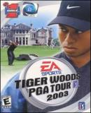 Carátula de Tiger Woods PGA Tour 2003