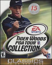 Caratula de Tiger Woods PGA Tour Collection Classics para PC
