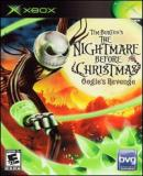 Carátula de Tim Burton's The Nightmare Before Christmas: Oogie's Revenge