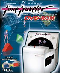 Caratula de Time Traveler DVD-ROM para PC
