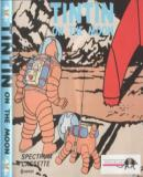 Caratula nº 102054 de Tintin on the Moon (279 x 245)
