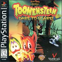 Caratula de Tiny Toon Adventures: Toonenstein -- Dare To Scare! para PlayStation
