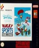 Carátula de Tiny Toon Adventures: Wacky Sports Challenge