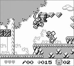 Pantallazo de Tiny Toon Adventures para Game Boy