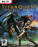 Caratula nº 74025 de Titan Quest : Immortal Throne (520 x 734)