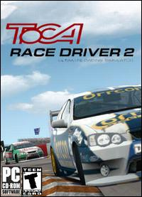 Caratula de ToCA Race Driver 2: The Ultimate Racing Simulator para PC