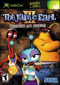 Caratula de ToeJam & Earl III: All Funked Up para Xbox
