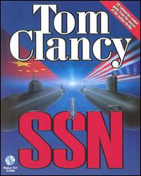 Caratula de Tom Clancy SSN para PC