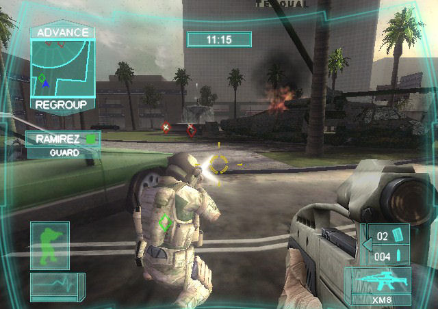 ghost recon jeu playstation - photo #13