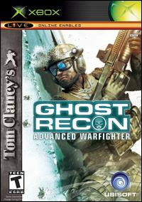 Caratula de Tom Clancy's Ghost Recon: Advanced Warfighter para Xbox