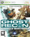 Caratula nº 107760 de Tom Clancy's Ghost Recon: Advanced Warfighter (520 x 750)