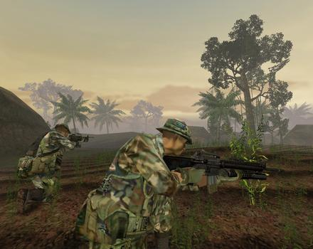 Pantallazo de Tom Clancy's Ghost Recon: Island Thunder para PC