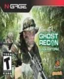 Carátula de Tom Clancy's Ghost Recon: Jungle Storm