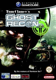 Caratula de Tom Clancy's Ghost Recon para GameCube