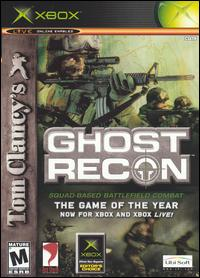 Caratula de Tom Clancy's Ghost Recon para Xbox