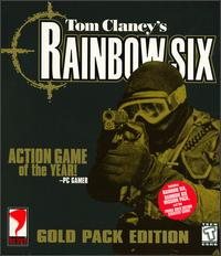 Caratula de Tom Clancy's Rainbow Six: Gold Pack Edition para PC