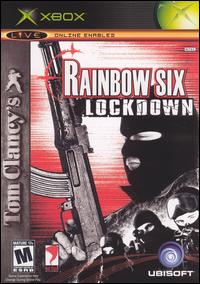 Caratula de Tom Clancy's Rainbow Six: Lockdown para Xbox