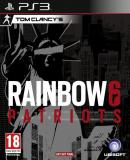 Carátula de Tom Clancys Rainbow Six: Patriots