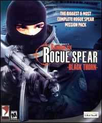 Caratula de Tom Clancy's Rainbow Six: Rogue Spear -- Black Thorn para PC