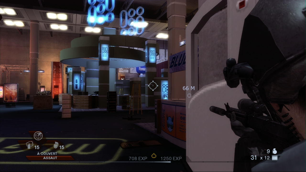 Pantallazo de Tom Clancy's Rainbow Six: Vegas 2 para PlayStation 3