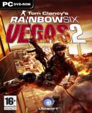 Caratula nº 120649 de Tom Clancy's Rainbow Six: Vegas 2 (800 x 1132)