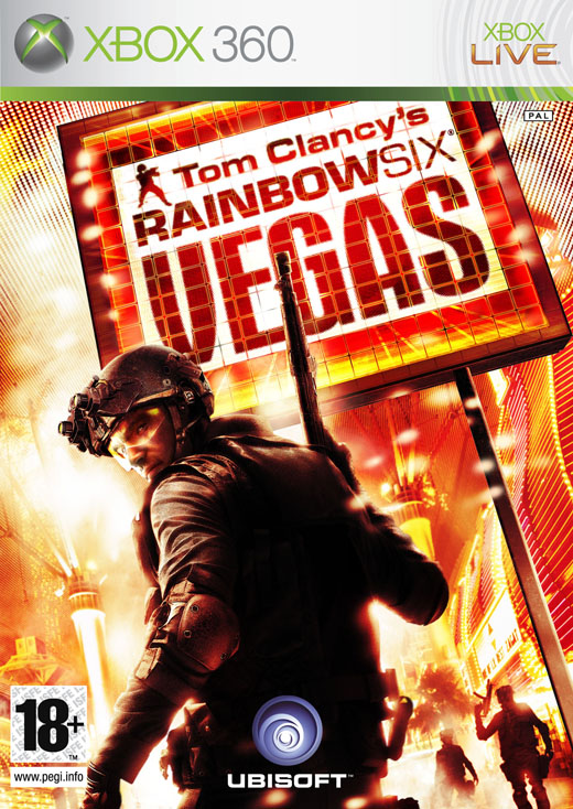Games with Gold Xbox 360 Foto+Tom+Clancys+Rainbow+Six%3A+Vegas