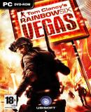 Caratula nº 73451 de Tom Clancy's Rainbow Six: Vegas (520 x 734)