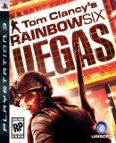 Caratula nº 76578 de Tom Clancy's Rainbow Six: Vegas (520 x 600)