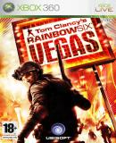 Carátula de Tom Clancy's Rainbow Six: Vegas