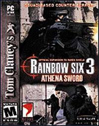Caratula de Tom Clancy's Rainbow Six 3: Athena Sword para PC