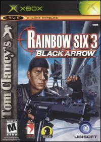 Caratula de Tom Clancy's Rainbow Six 3: Black Arrow para Xbox