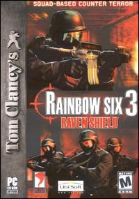Caratula de Tom Clancy's Rainbow Six 3: Raven Shield para PC