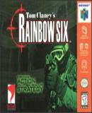 Caratula nº 34516 de Tom Clancy's Rainbow Six (200 x 139)