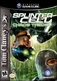 Caratula de Tom Clancy's Splinter Cell: Chaos Theory para GameCube