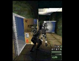 Pantallazo de Tom Clancy's Splinter Cell: Chaos Theory para N-Gage