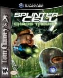 Carátula de Tom Clancy's Splinter Cell: Chaos Theory