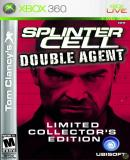 Carátula de Tom Clancy's Splinter Cell: Double Agent -- Limited Edition