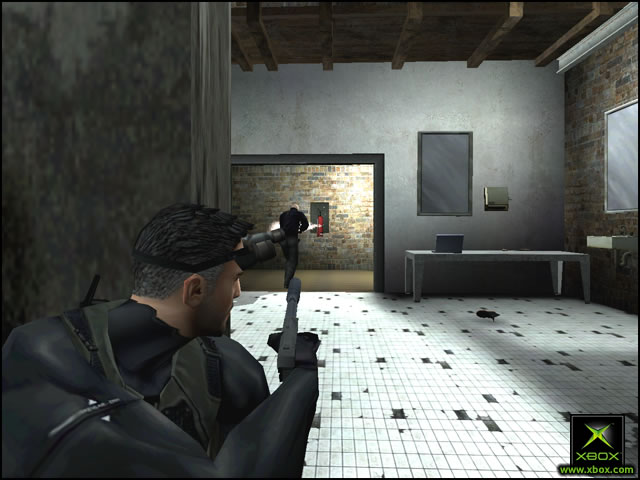 Pantallazo de Tom Clancy's Splinter Cell para Xbox