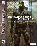 Caratula nº 60906 de Tom Clancy's Splinter Cell (200 x 286)