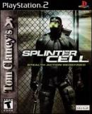Carátula de Tom Clancy's Splinter Cell