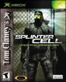 Caratula nº 104752 de Tom Clancy's Splinter Cell (200 x 283)
