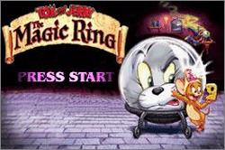 Pantallazo de Tom and Jerry: The Magic Ring para Game Boy Advance