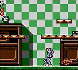 Pantallazo de Tom and Jerry: The Movie para Gamegear