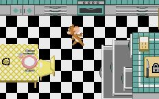 Pantallazo de Tom and Jerry Tales para Game Boy Advance