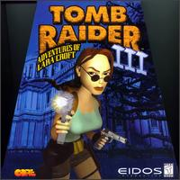 Caratula de Tomb Raider III: Adventures of Lara Croft para PC